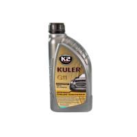 Концентрат антифриза K2 KULER KONC BLUE 1 литр.