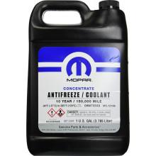 Концентрат антифриза 68163848AB Mopar Antifreeze Coolant Фиолетовый (10 Year) -74 C 3,785 литра.