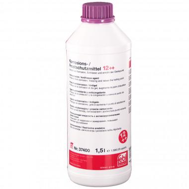 Концентрат антифриза FEBI 37400 фиолетовый G12++ 1,5 литра.