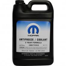 Концентрат антифриза 04267020AC Mopar Зеленый Concentrate -74C 3,785 литра.