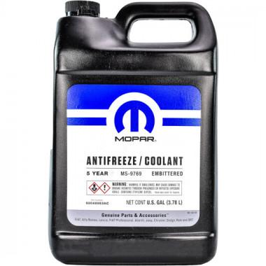 Концентрат антифриза 68048953AC Mopar Antifreeze Coolant Оранжевый MS-9769 3,785 литра.