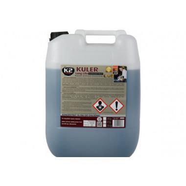 Концентрат антифриза K2 KULER KONC BLUE 20 литров.