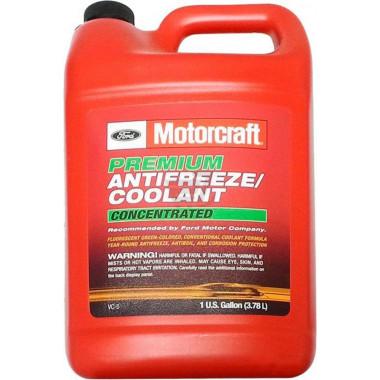 Концентрат антифриза Ford Motorcraft Premium Concentrated Antifreeze 3,78 литра.