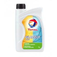 Концентрат антифриза Total GLACELF PLUS G11 зеленый 1 литр.