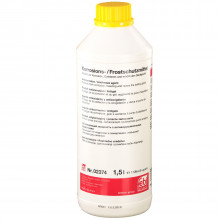 Концентрат антифриза FEBI 02374 желтый G11 1,5 литра.