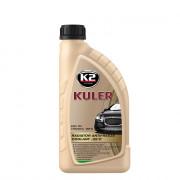 Концентрат антифриза K2 KULER KONC GREEN 1 литр.