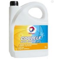 Концентрат антифриза Total COOLELF AUTO SUPRA G12+ оранжевый 5 литров.