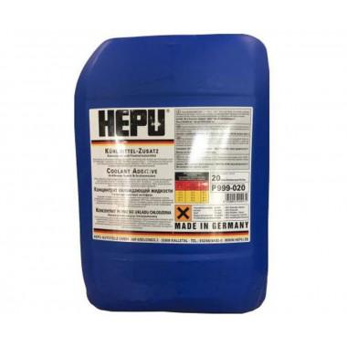 Концентрат антифриза HEPU G-11 синий 20 литров.