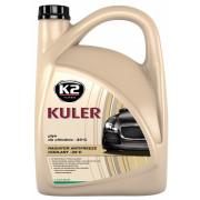 Концентрат антифриза K2 KULER KONC GREEN 5 литров.