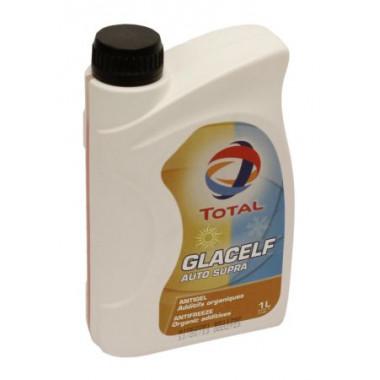 Концентрат антифриза Total GLACELF AUTO G12+ оранжевый 1 литр.