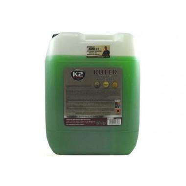 Концентрат антифриза K2 KULER KONC GREEN 20 литров.