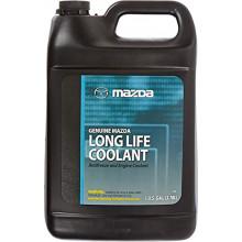Концентрат антифриза Mazda Long Life Coolant (зеленый) 3,785 литра.