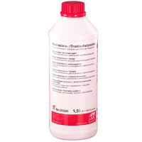 Концентрат антифриза FEBI 01381 красный G12 1,5 литра.