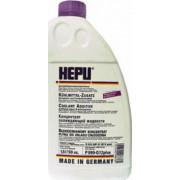 Концентрат антифриза HEPU G-12+ фиолетовый 1,5 литра.