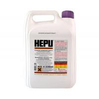 Концентрат антифриза HEPU G-12+ фиолетовый 5 литров.