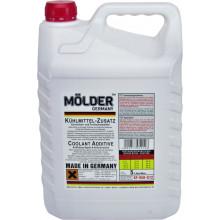 Концентрат антифриза MOLDER G12 Красный 5 литров.