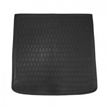 Автомобильный коврик в багажник AUDI A4 (B6 - B7) (2000 - 2007) (универсал) AVTO-Gumm