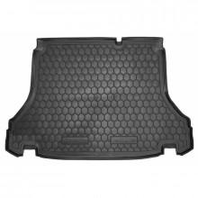 Автомобильный коврик в багажник DAEWOO Lanos (седан) AVTO-Gumm