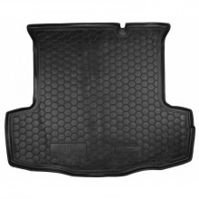 Автомобильный коврик в багажник FIAT Linea AVTO-Gumm