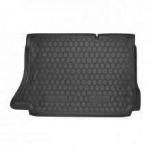 Автомобильный коврик в багажник DAEWOO Lanos (хетчбэк) AVTO-Gumm