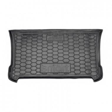 Автомобильный коврик в багажник SMART 453 (2014>) Fortwo AVTO-Gumm