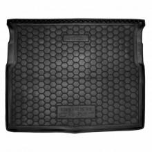Автомобильный коврик в багажник CITROЁN C-4 Picasso (2014>) AVTO-Gumm