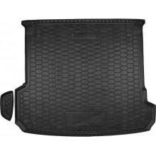 Автомобильный коврик в багажник AUDI Q7 (2015>) AVTO-Gumm