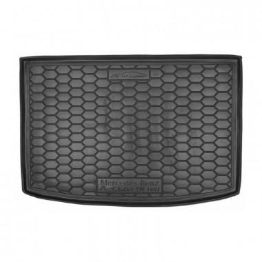 Автомобильный коврик в багажник MERCEDES W 169 (A - class) AVTO-Gumm