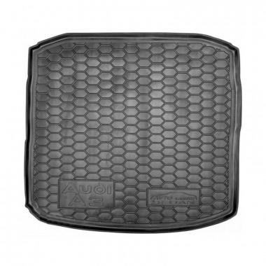 Автомобильный коврик в багажник AUDI A3 (седан) (2012>) AVTO-Gumm