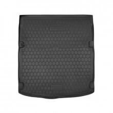 Автомобильный коврик в багажник AUDI A6 (C7) (2014>) (седан) AVTO-Gumm