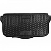 Автомобильный коврик в багажник CITROЁN C-1 II (2014>) AVTO-Gumm