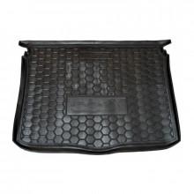 Автомобильный коврик в багажник FIAT 500 X AVTO-Gumm