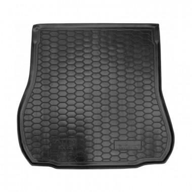 Автомобильный коврик в багажник AUDI A4 (B5) (1994>) (универсал) AVTO-Gumm