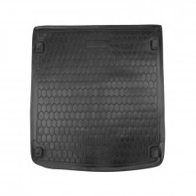 Автомобильный коврик в багажник AUDI A6 (C7) (2014>) (универсал) AVTO-Gumm