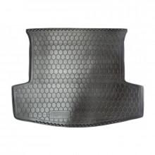 Автомобильный коврик в багажник CHEVROLET Captiva (7мест) AVTO-Gumm