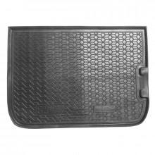 Автомобильный коврик в багажник CITROЁN C-4 Picasso (2007>) (5мест) AVTO-Gumm