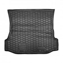 Автомобильный коврик в багажник FORD Focus (1998>) (седан) AVTO-Gumm