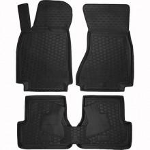 Автомобильные коврики в салон AUDI A6 (C7) (2014>) AVTO-Gumm
