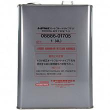 Трансмиссионное масло АКПП Toyota ATF Type T-IV 4 литра.