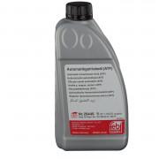 Трансмиссионное масло FEBI 29449 для АКПП ATF красное 1 литр.