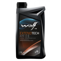 Трансмиссионное масло Wolf для АКПП EXTENDTECH ATF D II 1 литр.