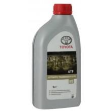 Трансмиссионное масло Toyota для АКПП ATF WS  (Европа) 1 литр.