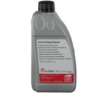Трансмиссионное масло FEBI 29934 для АКПП ATF красное 1 литр.