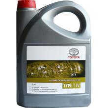 Трансмиссионное масло АКПП Toyota ATF Type T-IV (Европа) 5 литров.