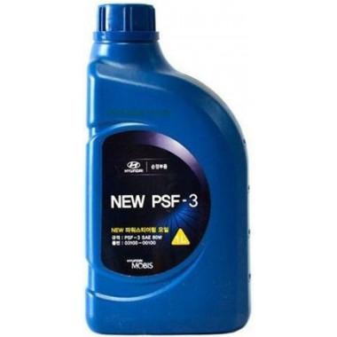 Жидкость гидроусилителя Hyundai Kia PSF 3 1 литр.
