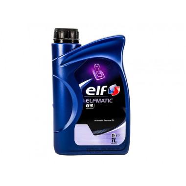 Трансмиссионное масло Elf для АКПП Elfmatic G3 1 литр.