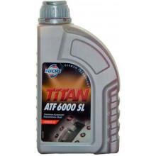 Трансмиссионное масло Fuchs Titan для АКПП 6000 SL Dexron VI 1 литр.