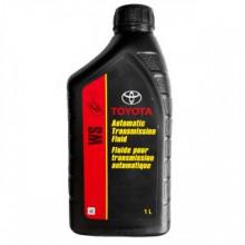 Трансмиссионное масло АКПП Toyota ATF WS (Канада) 1 литр.