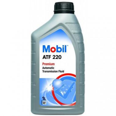 Трансмиссионное масло для АКПП Mobil ATF 220 1 литр.