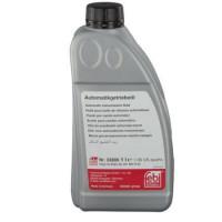 Трансмиссионное масло FEBI 33889 для АКПП ATF голубое 1 литр.